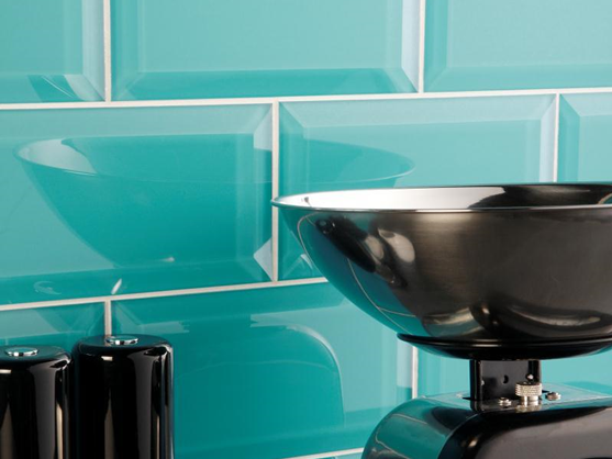 Glass tiles in a multitude of colours and sizes