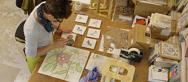 Visit our Studio Workshops in the Cotswolds