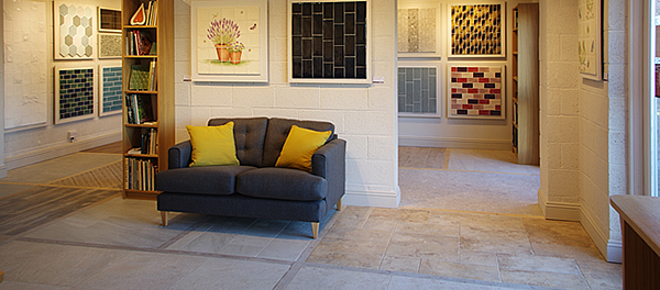 Tiles of Stow Studio Showroom