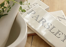 Detail of Parsley.   (Photo: Winchester Tile Co)