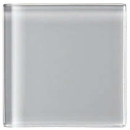 clear glass tiles