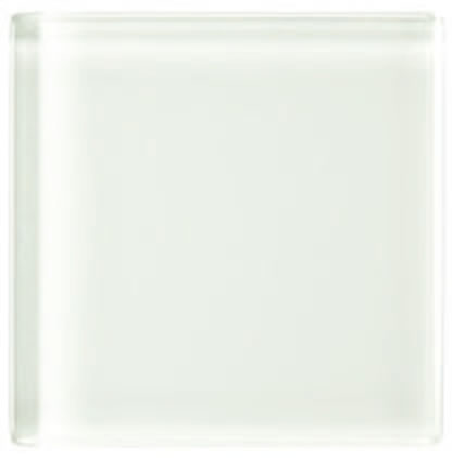 Tiles Of Stow Plain Clear Coloured Glass Tiles